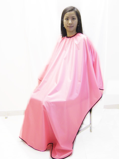Barber Cape : ... Cutting Salon Stylist Professional Nylon Styling Barber Cape XL #11