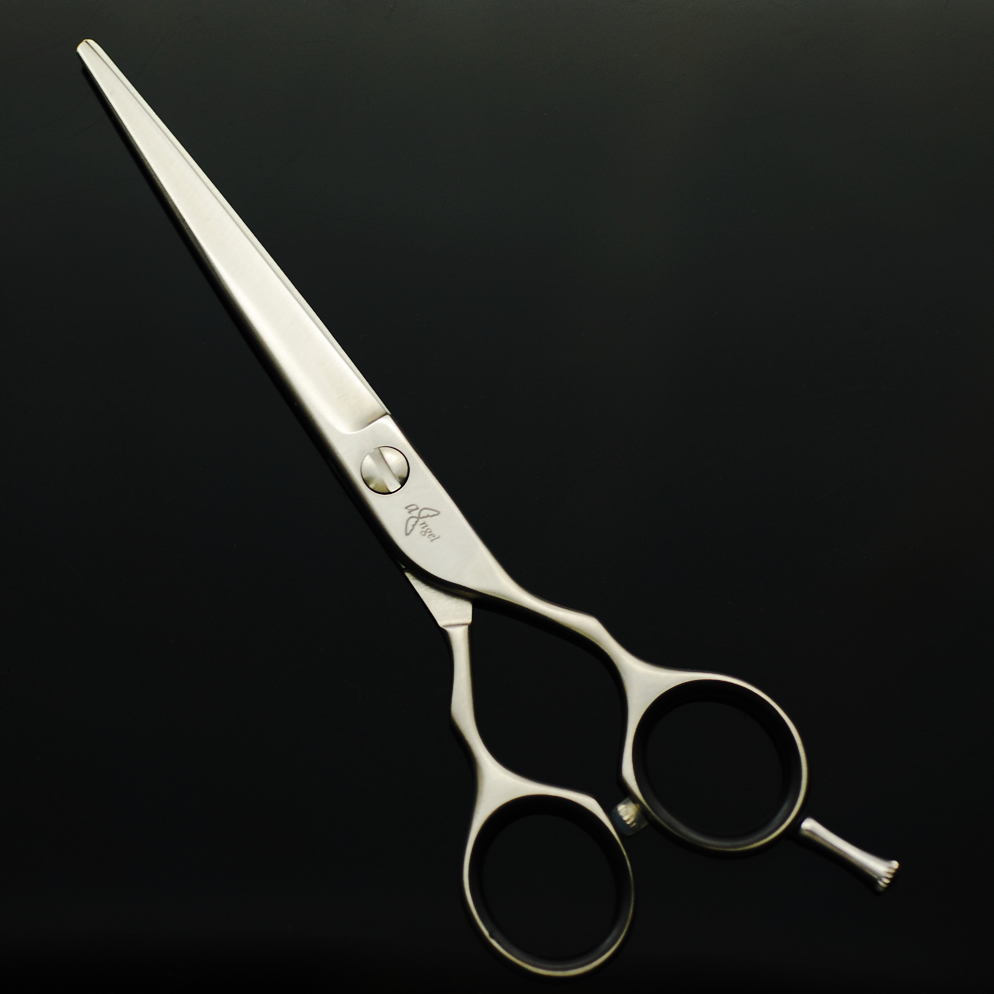 6 Quot Professional Hairdressing Hair Shears Scissors Silver M