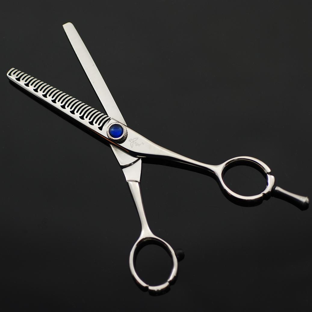 "5.5"" Pro Thinning Hair Scissors Shears Cutting Styling N-531"